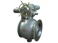 SZQ947N jacket type electric eccentric ball valve